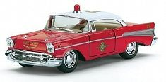 Chevrolet Bel Air пожарная  Kinsmart